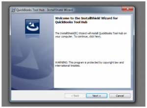Download QuickBooks tool hub