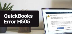 quickbooks h505