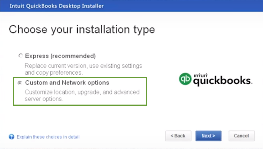 quickbooks desktop app install