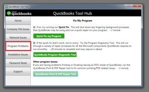 quickbooks error code -6000