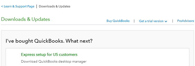 update quickbooks desktop to 2020