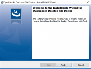 Quickbooks error code 1677