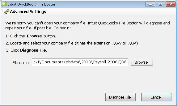 error 6147 in quickbooks desktop