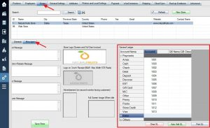 general ledger in quickbooks