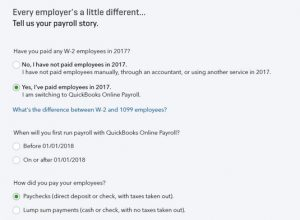 how to process payroll in quickbooks desktop