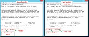multi user mode not working error