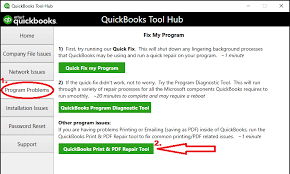 print and pdf repair tool for quickbooks