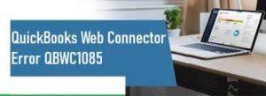 qbwc1085 error code
