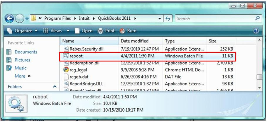 quickbooks error message 15270