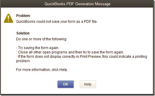 reinstall pdf converter in Quickbooks