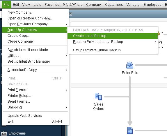 quickbooks desktop slow to open