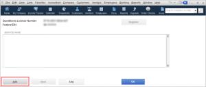 quickbooks enterprise payroll service key